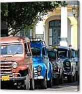 Havana 21 Canvas Print