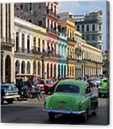 Havana 22 Canvas Print