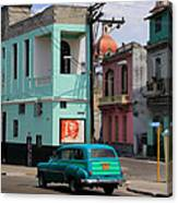 Havana 36 Canvas Print