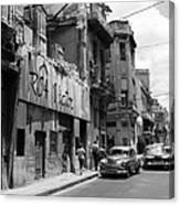 Havana 9b Canvas Print