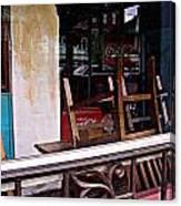 Havana Cafe Canvas Print