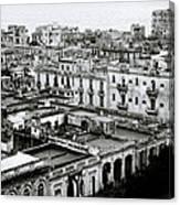 Havana City Canvas Print