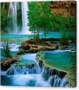 Havasu Canyon Canvas Print