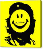 Have A Nice Che Guevara Canvas Print