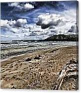 Hawaii Big Island Beaches V2 Canvas Print