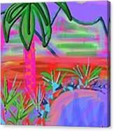 Hawaii In My Dreams Canvas Print