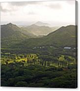 Hawaii Pacific University Canvas Print