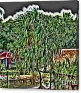 Hawaii Plantation Canvas Print