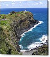 Hawaiian Lighthouse Canvas Print