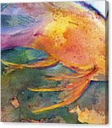 Hawaiian Longfish Canvas Print