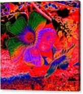 Hawaiian Sunrise Canvas Print