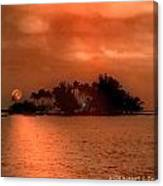 Hawaiiana 10 Canvas Print