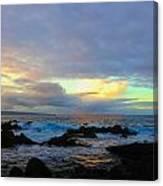Hawaiian Landscape 14 Canvas Print