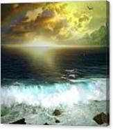 Hawaiian Landscape 12 Canvas Print