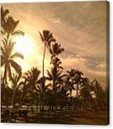 Hawaiian Landscape 7 Canvas Print