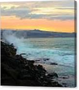 Hawaiian Landscape 15 Canvas Print