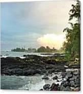 Hawaiian Landscape 17 Canvas Print