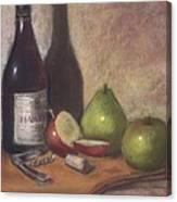 Hawley Wine Tasting Canvas Print