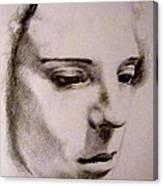 Hayley Canvas Print