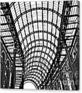 Hay's Galleria Roof Canvas Print