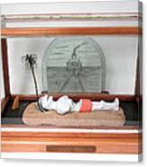 H.c. Westermann Run Over By A Death Ship Canvas Print
