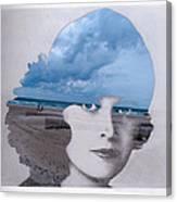 Full Of Ocean Canvas Print