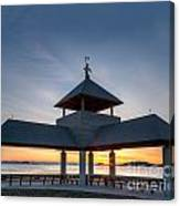 Head Island Pavillion Canvas Print