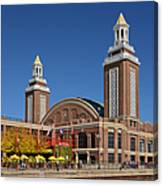 Headhouse Chicago Navy Pier Canvas Print