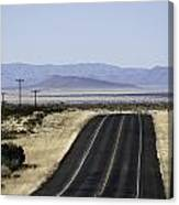 Heading For Big Bend Canvas Print