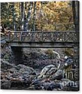Headless Horseman Bridge Canvas Print