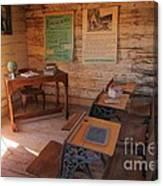 Headmasters Corner Canvas Print