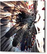 Headress Canvas Print