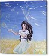 Healer's Gift Canvas Print