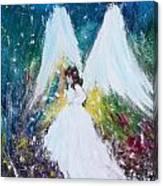Healing Angel 2 Canvas Print
