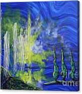 Healing Heals Me Canvas Print