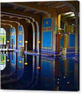 Hearst Castle Indoor Pool Canvas Print