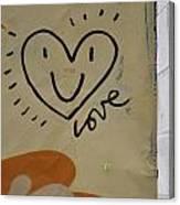 Heart 6 Canvas Print