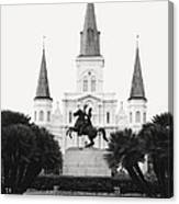 Heart and Soul of New Orleans Canvas Print