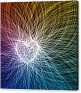 Heart Light Canvas Print