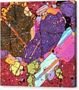 Heart Of Lipari - 3 Canvas Print