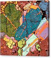 Heart Of Lipari Canvas Print