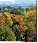 Heart Of The Ozarks Canvas Print