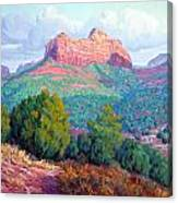 Heart Of The Southwest Canvas Print
