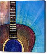 Heart Song Canvas Print