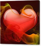 Heartbeat 4 Canvas Print