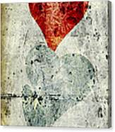 Hearts 1 Canvas Print