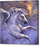 Heaven Bound Canvas Print