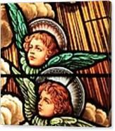 Heavenly Angels Canvas Print