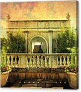 Heavenly Gardens Canvas Print