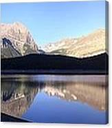Heavenly Hike - Kananaskis Lakes, Alberta Canvas Print